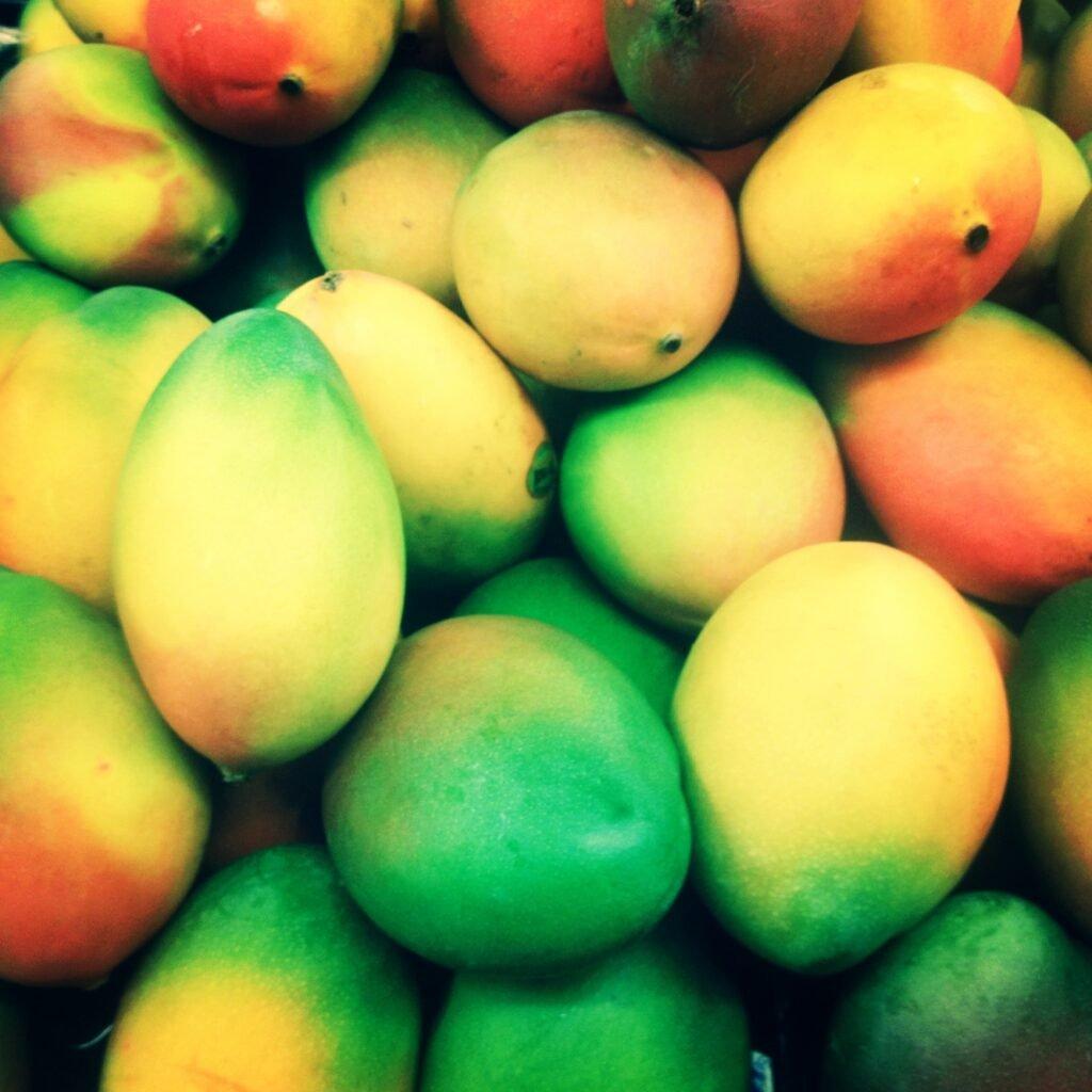 mangoes mangoes mangoes